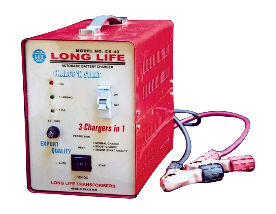 Boost Battery Charger